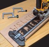Milescraft SignCrafter