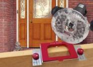 Schablonen zum Fräsen von Scharnier-, Anschlag- und Verriegelungsplatten an Türen und Zargen