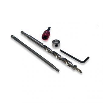 ConnectorKit mit D9,5mm Bohrer, 150mm langem 20 Tox