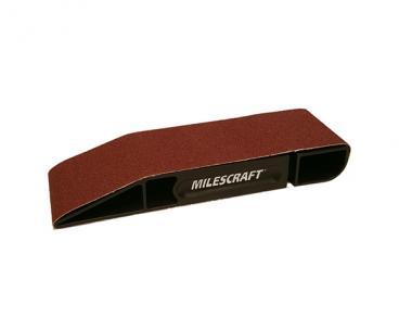 Schleifbandhalter für 40 x 303mm Schleifbänder inkl.einem Schleifband  K80
