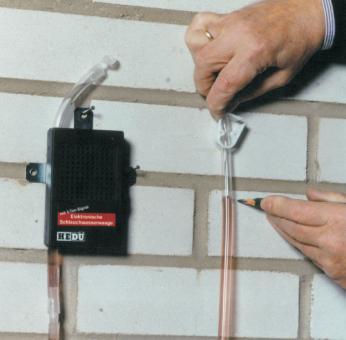 Elekt. 1-Mann-Schlauchwasserwaage