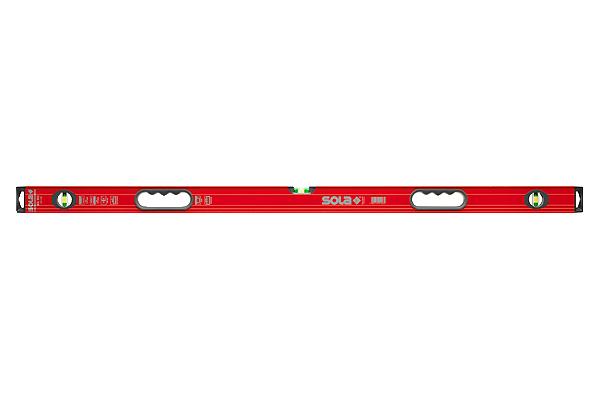 BIG-RED120  Alu-Wasserwaage mit 890gr./lfm